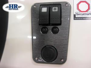 Elektronikpanel HR 440sc